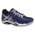 Asics Gel Challenger 10 Clay navy/purple Tennisschuhe Damen