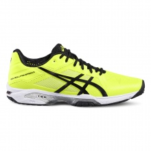 Asics Gel Solution Speed 3 2016 gelb Tennisschuhe Herren