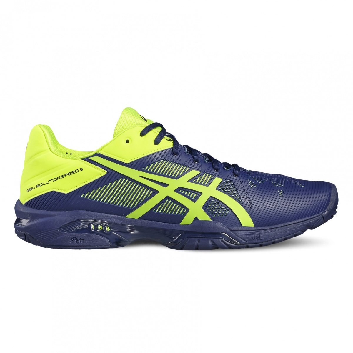 asics tennisschuhe gel solution speed 3