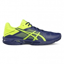 Asics Gel Solution Speed 3 2017 indigo Tennisschuhe Herren