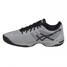 Asics Gel Solution Speed 3 Allcourt 2018 grau Tennisschuhe Herren