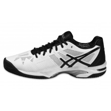 Asics Gel Solution Speed 3 Clay 2016 weiss Tennisschuhe Herren