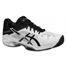 Asics Gel Solution Speed 3 Clay weiss Tennisschuhe Herren