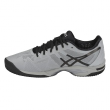Asics Gel Solution Speed 3 Clay 2018 grau Tennisschuhe Herren