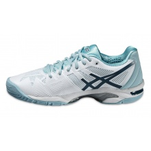 Asics Gel Solution Speed 3 2016 weiss Tennisschuhe Damen