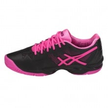 Asics Gel Solution Speed 3 Allcourt schwarz/pink Tennisschuhe Damen