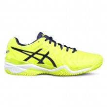 Asics Gel Resolution 7 Clay gelb Tennisschuhe Herren