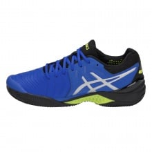 Asics Gel Resolution 7 Clay 2019 blau Tennisschuhe Herren