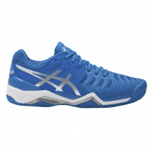 Asics Gel Resolution 7 Clay blau Tennisschuhe Herren