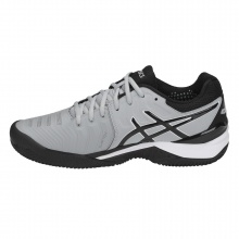 Asics Gel Resolution 7 Clay 2018 grau Tennisschuhe Herren