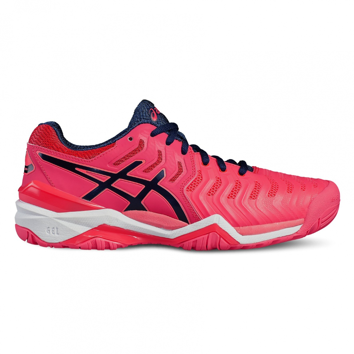 asics gel resolution 7 2017 divapink tennisschuhe damen versandkostenfrei online bestellen. Black Bedroom Furniture Sets. Home Design Ideas