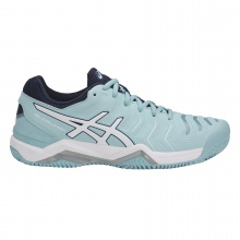 Asics Gel Challenger 11 Clay mint Tennisschuhe Damen