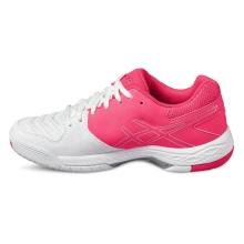 Asics Gel Game 6 weiss/pink Allcourt-Tennisschuhe Damen