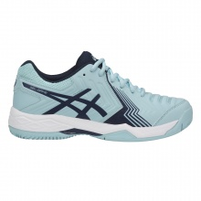 Asics Gel Game 6 Clay 2018 hellblau Tennisschuhe Damen
