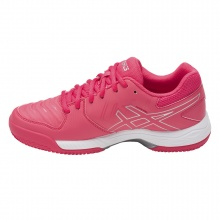 Asics Gel Game 6 Clay 2017 rot Tennisschuhe Damen