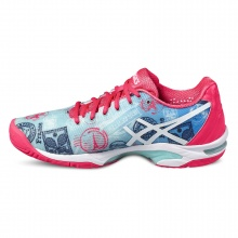 Asics Gel Solution Speed 3 bunt AllcourtTennisschuhe Damen