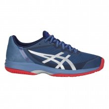 Asics Gel Court Speed Allcourt blau Tennisschuhe Herren