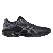 Asics Gel Solution Speed 3 Allcourt L.E. 2018 schwarz Tennisschuhe Herren