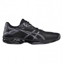 Asics Gel Solution Speed 3 Clay L.E. 2018 schwarz Tennisschuhe Herren