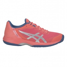 Asics Gel Court Speed Allcourt 2019 papaya Tennisschuhe Damen