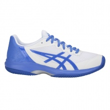 Asics Gel Court Speed Clay 2019 weiss Tennisschuhe Damen