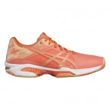 Asics Gel Solution Speed 3 Clay L.E. 2018 koralle Tennisschuhe Damen