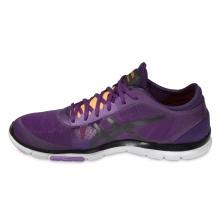 Asics Gel Fit Nova violett Fitnessschuhe Damen