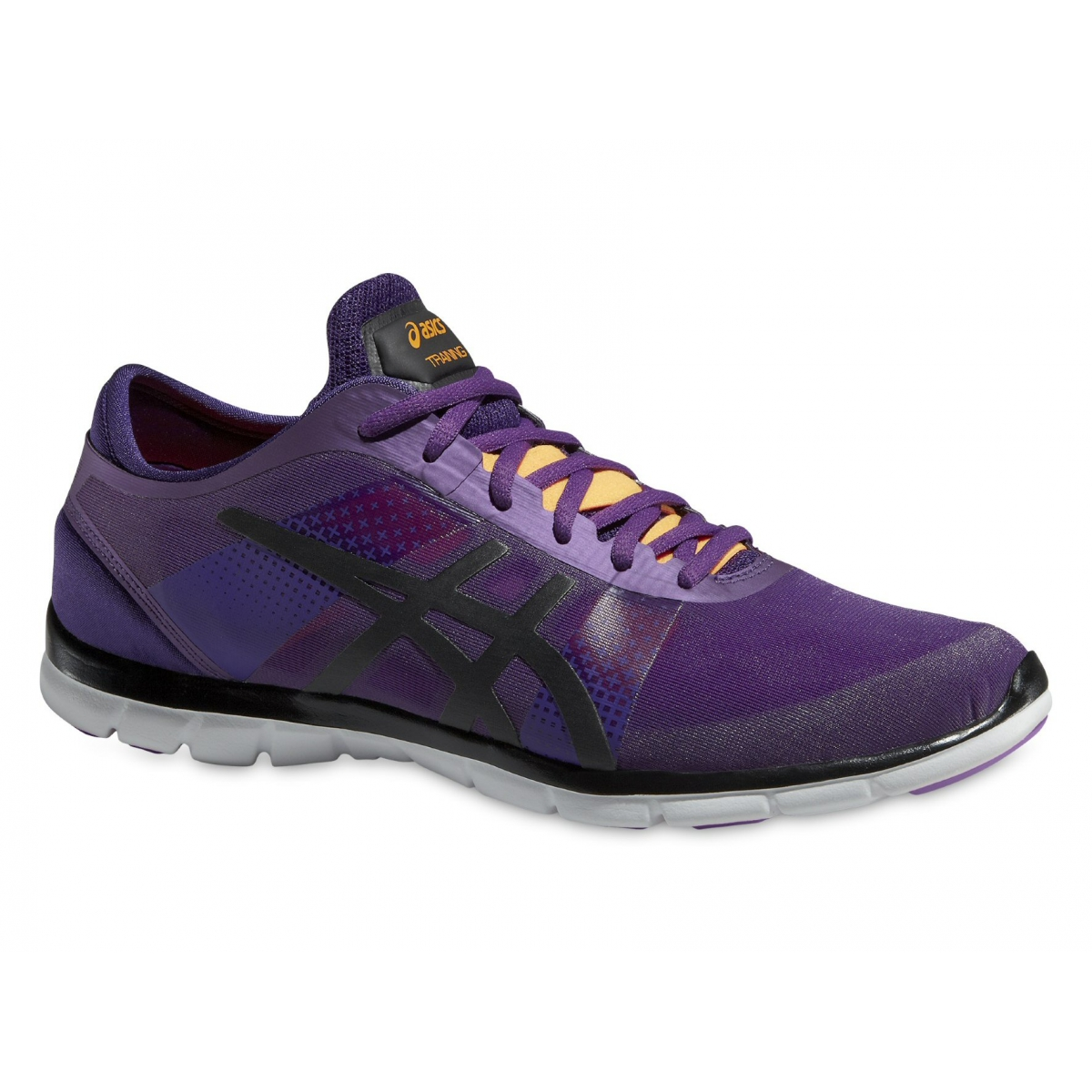 asics gel fit nova violett fitnessschuhe damen online. Black Bedroom Furniture Sets. Home Design Ideas