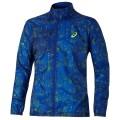 Asics Jacket Lightweight blau Herren (Größe XL)