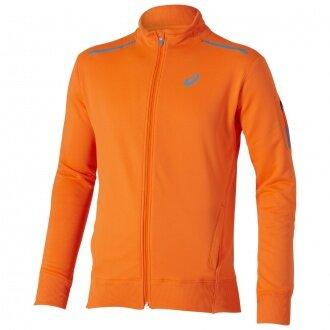 Asics Jacke Track orange Herren