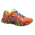 Asics Gel Lightplay orange Laufschuhe Kinder