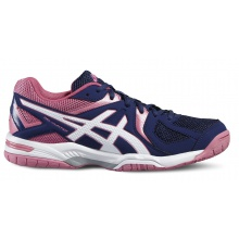 Asics Gel Hunter 3 2016 indigoblau Indoorschuhe Damen