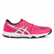 Asics Nitrofuze TR pink Fitnessschuhe Damen