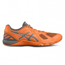 Asics Conviction X 2017 orange Fitnessschuhe Herren