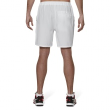 Asics Short Athlete weiss Herren