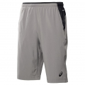 Asics Short Performance Long grau Herren