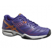 Asics Gel Solution Lyte 2 Clay violett Tennisschuhe Damen