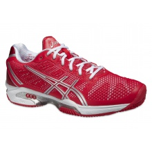 Asics Gel Solution Speed 2 Clay hibiscus Tennisschuhe Damen
