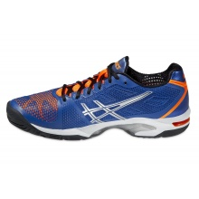 Asics Gel Solution Speed 2 blau Tennisschuhe Herren