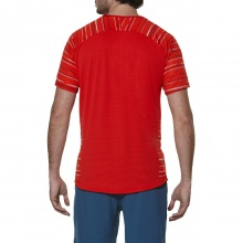 Asics Tshirt Club Graphic rot Herren