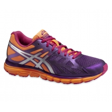 Asics Gel Zaraca 3 violett/orange Laufschuhe Damen