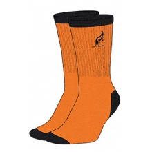 Australian Tennissocke Nylon 2018 orange 1er