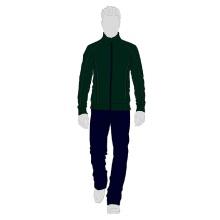 Australian Anzug Microtouch 2018 grün/navy Herren