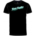Australian Tshirt Tennis Fighter 2019 schwarz Herren