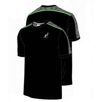 Australian Tshirt Game 2015 schwarz Herren