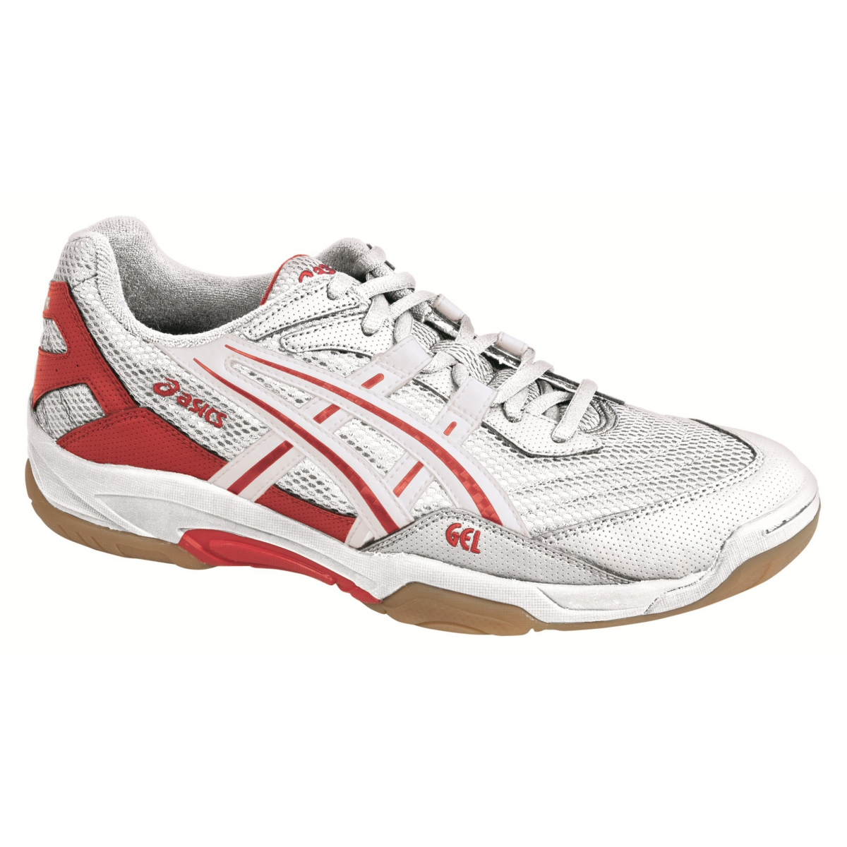 Asics Gel Hunter 2 weiss Indoorschuhe Damen