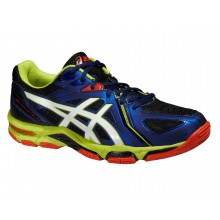Asics Gel Volley Elite 3 navy Volleyballschuhe Herren