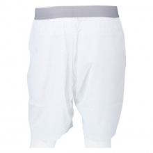 Babolat Short Performance XLONG 2019 weiss Herren