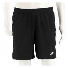 Babolat Short Performance #17 schwarz Boys