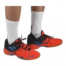 Babolat Shadow Spirit orange/navy Badmintonschuhe Herren